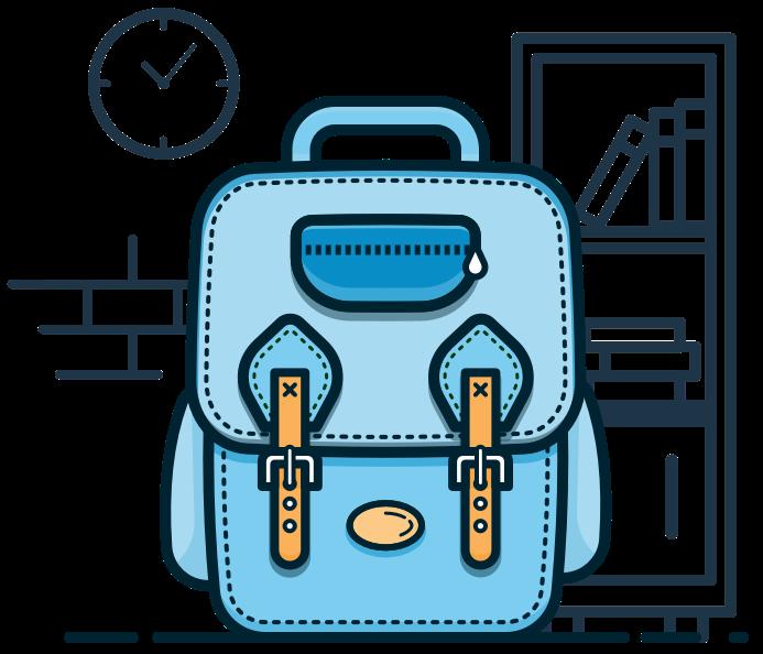 day63-school-bag