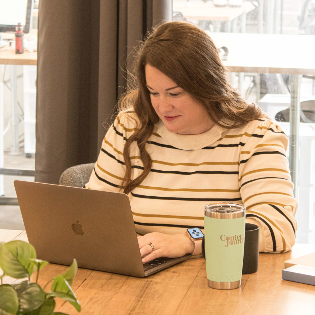 Lindsey Miller Founder at Content Journey